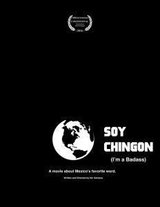 Poster soyChingon_OneSheet.001