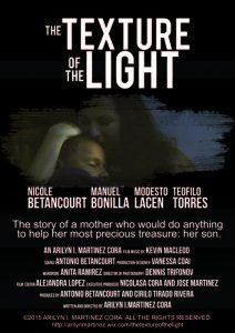 Poster texture_of_the_light_movie_poster_official_english