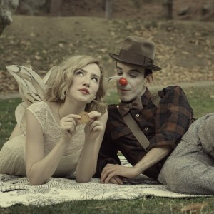 Clown and Faerie Picnic