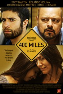 Poster 400MILES_poster